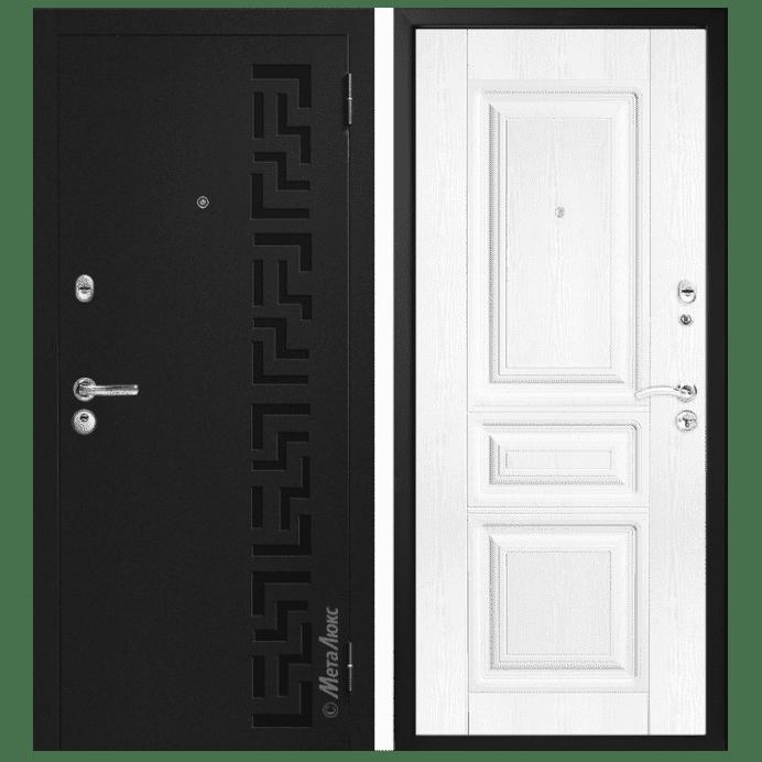 """Дверь металлическая входная """"Металюкс"""". Коллекция """"Тренд"""". Модель М29"""
