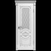 Дверь межкомнатная Эмалированная. Модель Милана ДО Эмаль белая
