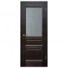 Дверь межкомнатная из массива ольхи. Модель Венеция ДО Венге