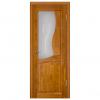 Дверь межкомнатная из массива ольхи. Модель Верона ДО Медовый орех