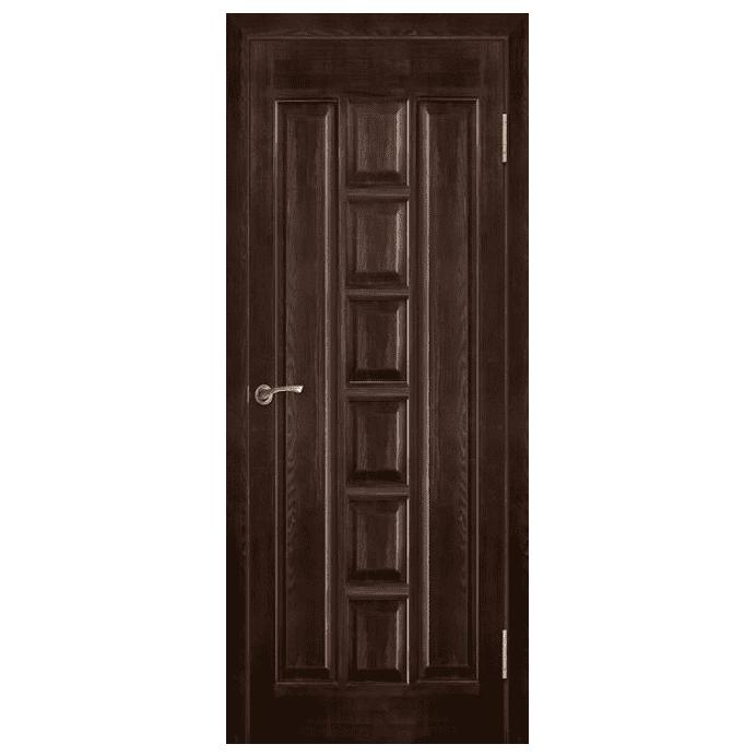 Дверь межкомнатная из массива сосны. Модель №11 ДГ