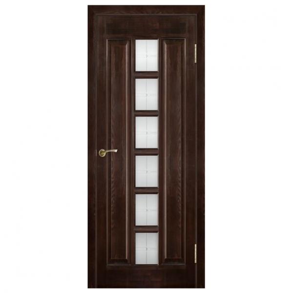 Дверь межкомнатная из массива сосны. Модель №11 ДО