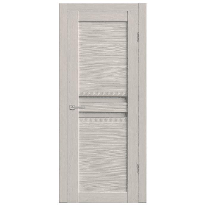Дверь межкомнатная экошпон Агата Дорс (Agata Doors) Модель Эллада, Дуб беленый