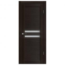 Дверь межкомнатная экошпон Агата Дорс (Agata Doors) Модель Эллада, Венге