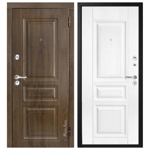 Дверь входная металюкс Триумф М49/1