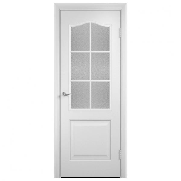 Дверь межкомнатная МДФ Ламинированная. Модель Классика ДО