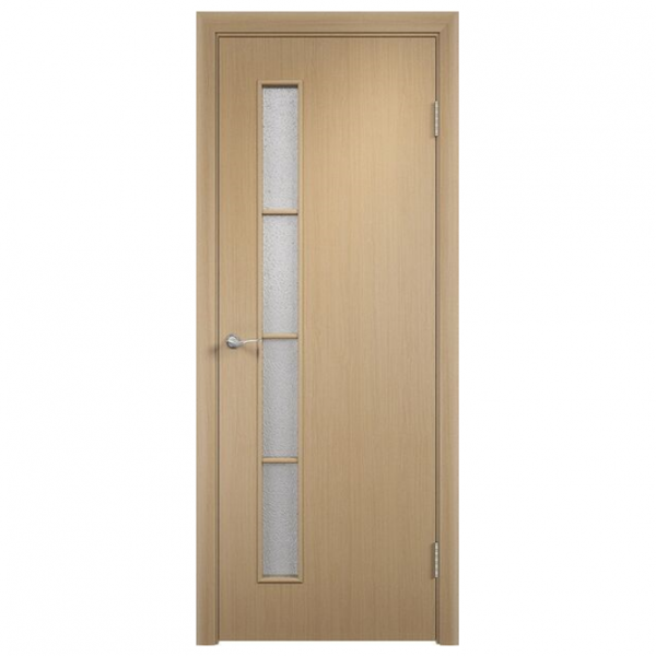 Дверь межкомнатная МДФ Ламинированная. Модель Verda C14 ДО