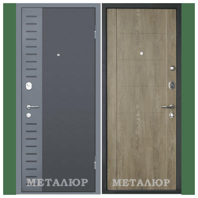 Дверь входная МеталЮр модель М28