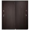 Дверь входная Йошкар, Стройгост 7-2 мет/мет медь антик