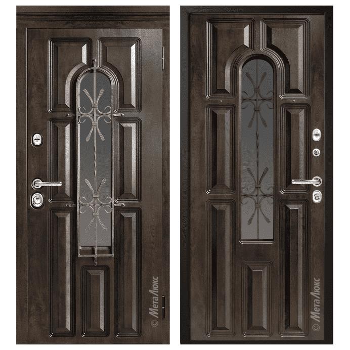 Дверь входная Металюкс Элит СМ60