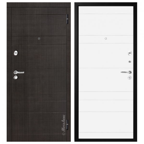 Дверь входная металюкс Гранд М350/2