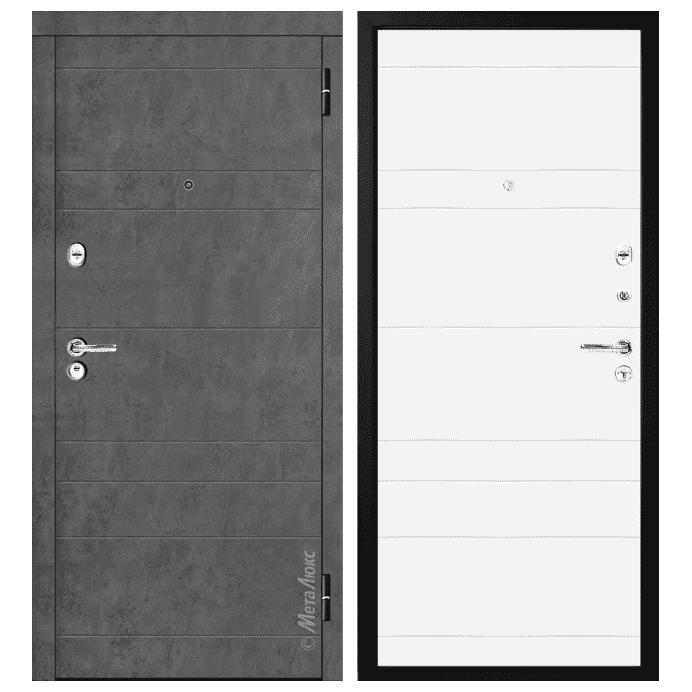 Дверь входная металюкс Гранд М350