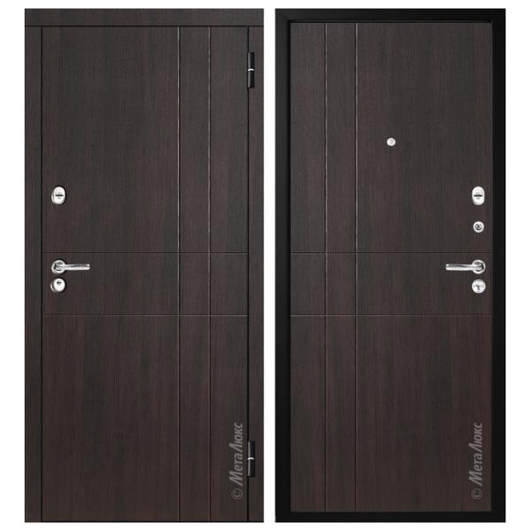 Дверь входная металюкс Гранд М351