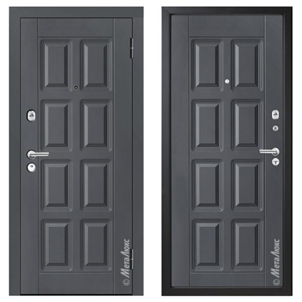 Дверь входная Металюкс Гранд М396