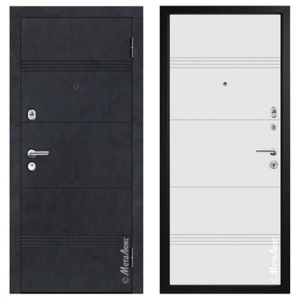 Дверь входная Металюкс Гранд М397