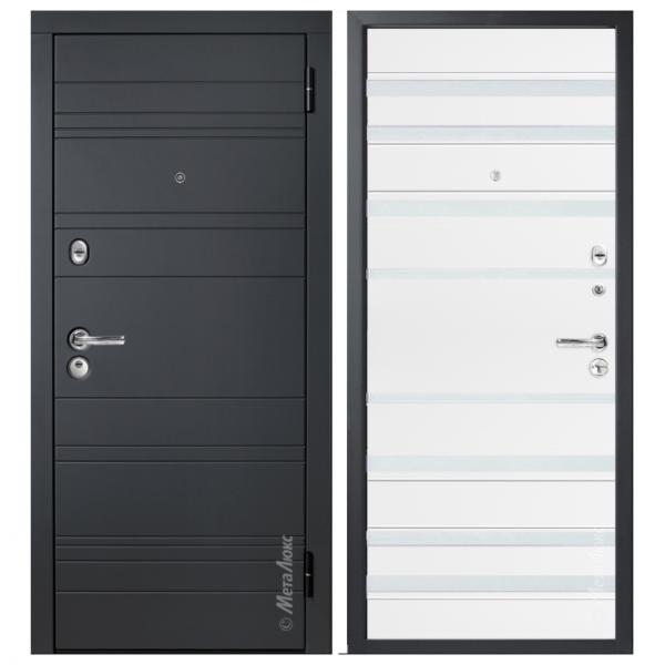 Дверь входная Металюкс Статус М700.2