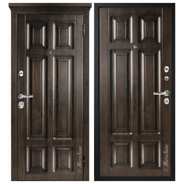 Дверь входная Металюкс Статус М706.2