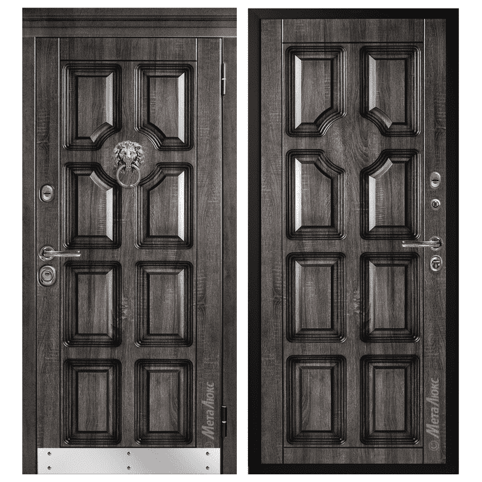 Дверь входная Металюкс Статус М707.4