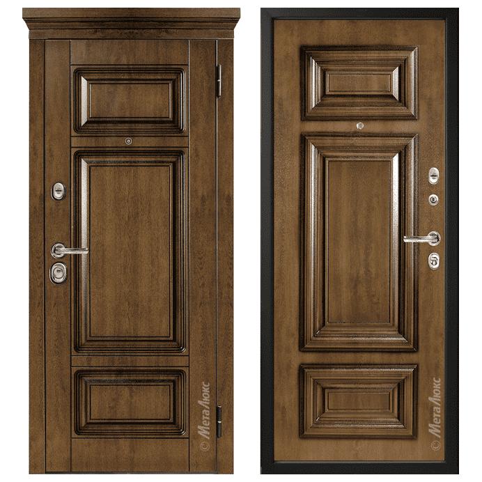Дверь входная Металюкс Статус М708