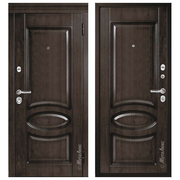 Дверь входная Металюкс Элит М71