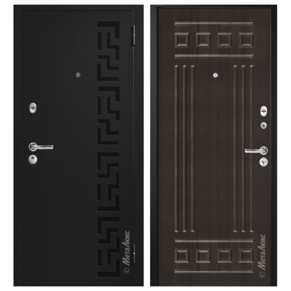 Дверь входная Металюкс Статус М720