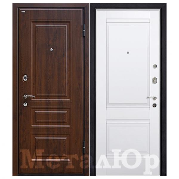 Дверь входная МеталЮр модель М9