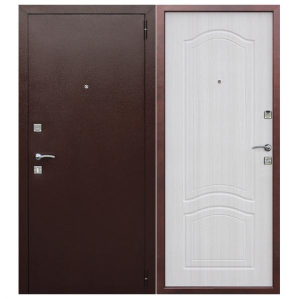 Дверь входная Гарда Доминанта, Белый ясень