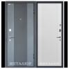 Дверь входная МеталЮр модель М27