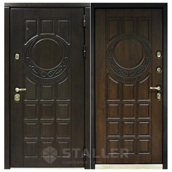 Дверь входная Сталлер. Модель Аплот
