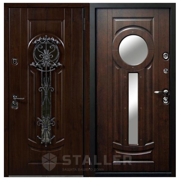 Дверь входная Сталлер. Модель Сицилия