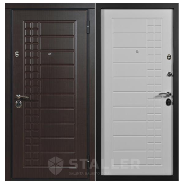 Дверь входная Сталлер. Модель Скала