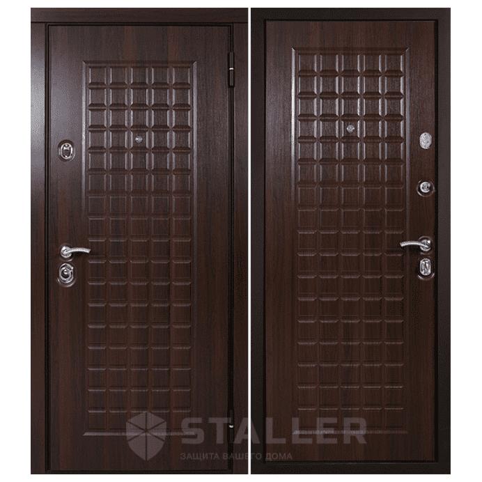 Дверь входная Сталлер. Модель Токио