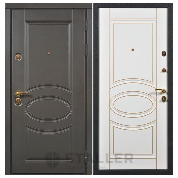 Дверь входная Сталлер. Модель Венеция