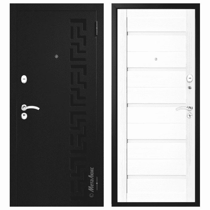 Дверь входная Металюкс Коллекция Стандарт. Модель М523