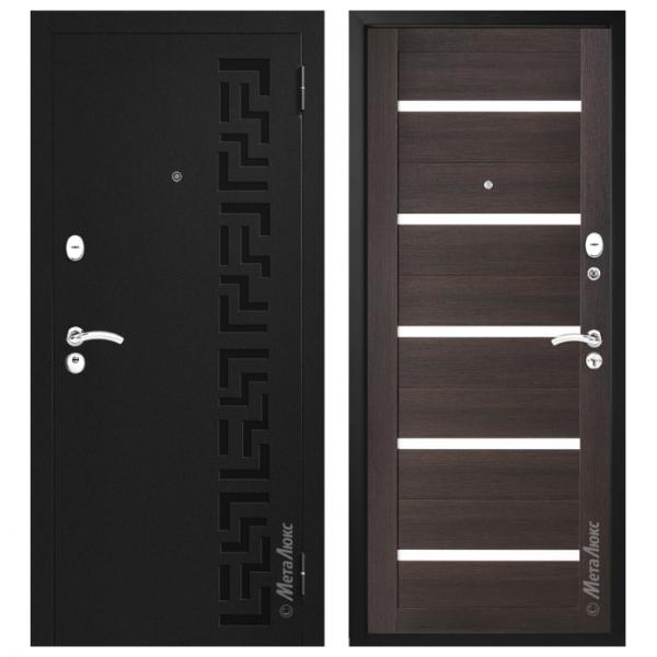 Дверь входная Металюкс Коллекция Стандарт. Модель М525