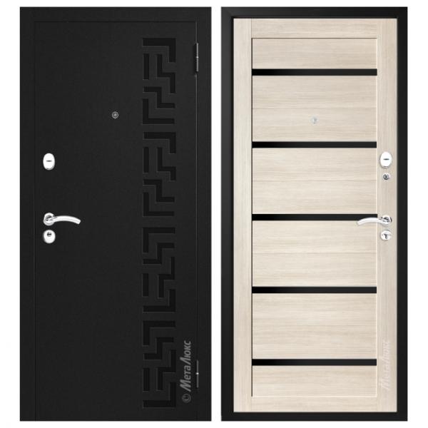 Дверь входная Металюкс Коллекция Стандарт. Модель М527