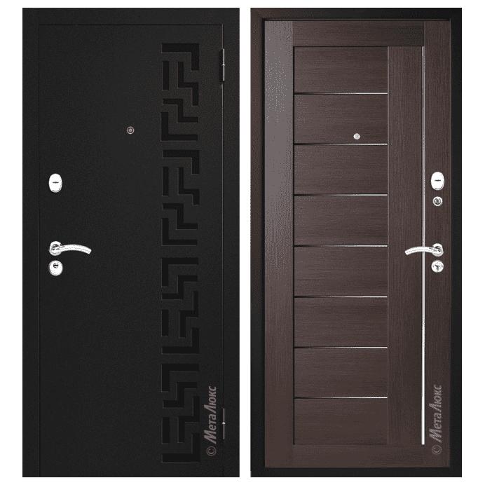 Дверь входная Металюкс Коллекция Стандарт. Модель М530