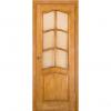 Дверь межкомнатная из массива сосны Модель 7 ДО Светлый лак