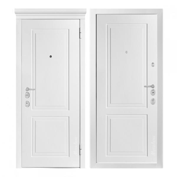 Дверь входная Металюкс MILANO М1012/7 E