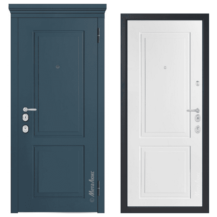Дверь входная Металюкс MILANO М1012/17 E