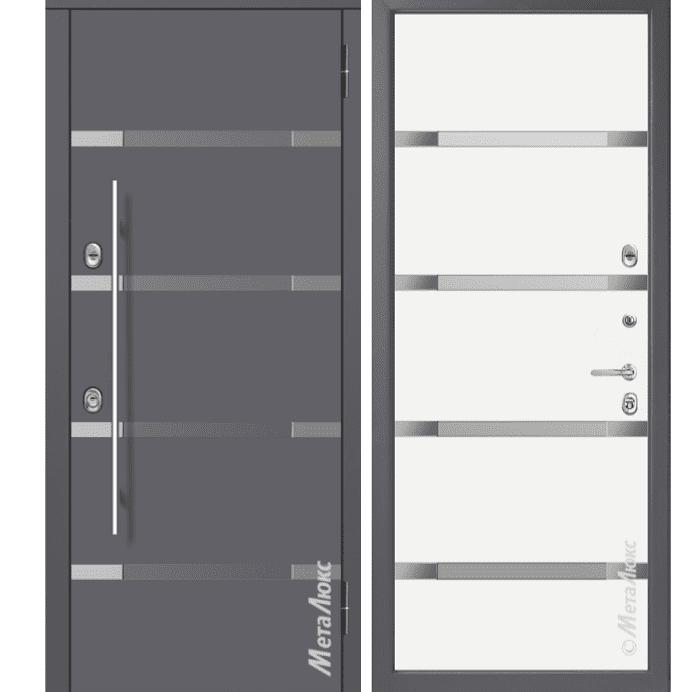 Дверь входная Металюкс MILANO М1105/5 е