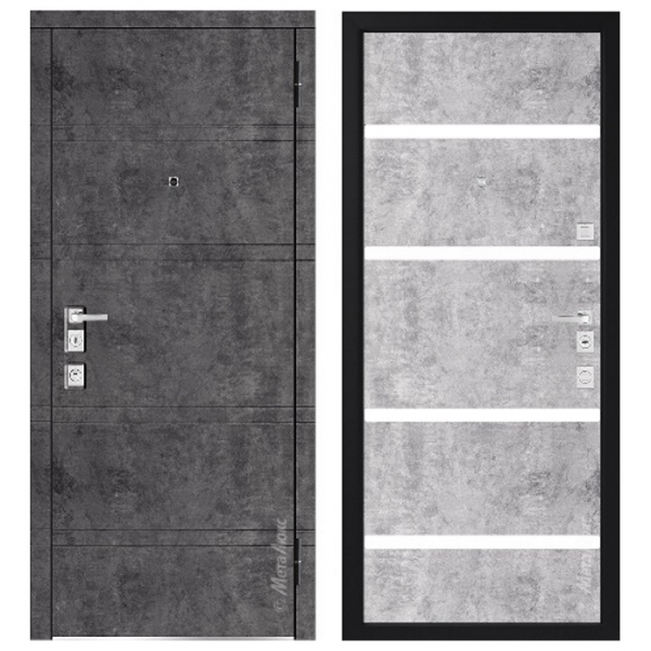 Дверь входная Металюкс MILANO М1300/10
