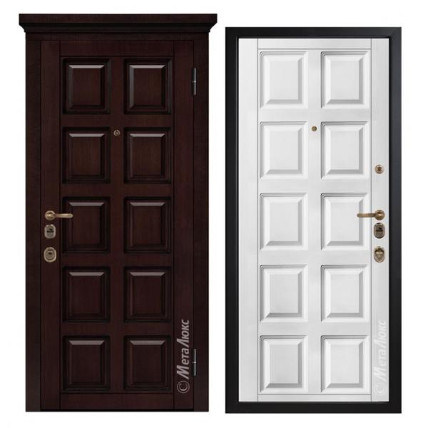 Дверь входная Металюкс ArtWood М1700 е2