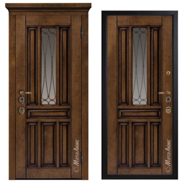 Дверь входная Металюкс ArtWood М1711/9