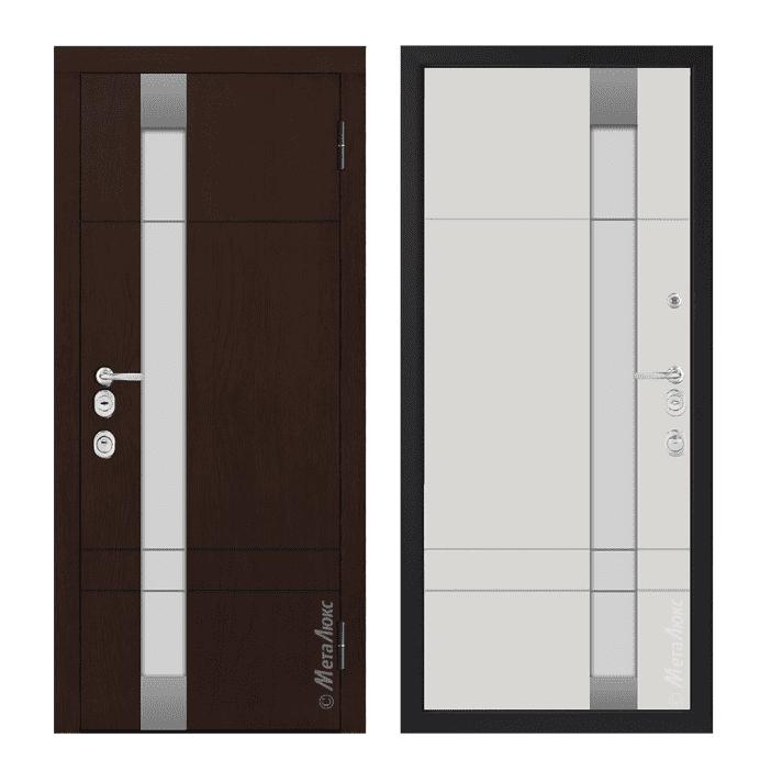 Дверь входная Металюкс ArtWood М1713/6 е2