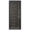 Дверь входная МеталЮр М17. Грей мелинга