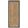 Дверь входная Сталлер. Модель Нова дуб салинас
