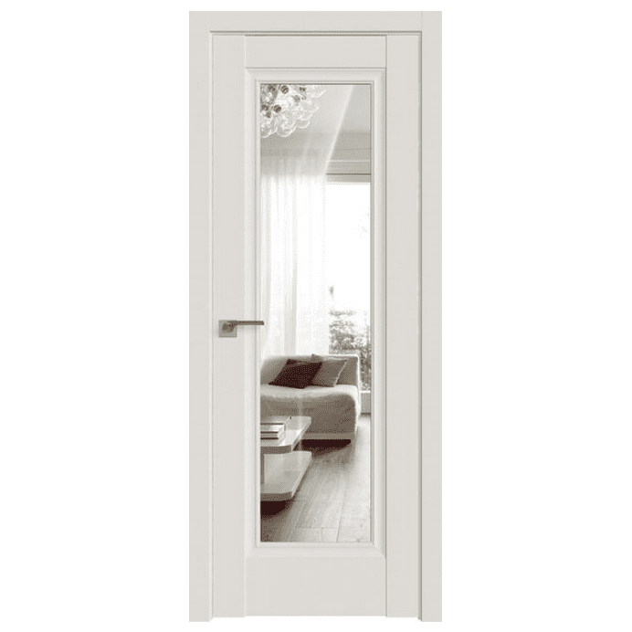 Межкомнатная дверь Экошпон PROFILDOORS Классика 2.35U. Дарквайт