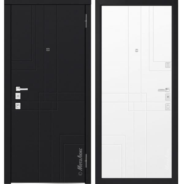 Дверь входная Металюкс MILANO М1102/11