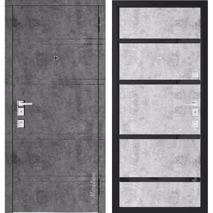 Дверь входная Металюкс MILANO М1300/11